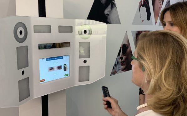 experiencia escaneo facial impresion 3D
